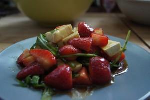 erdbeer brie