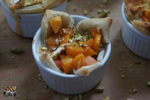 Aprikosen-Zigenkäse Törtchen1