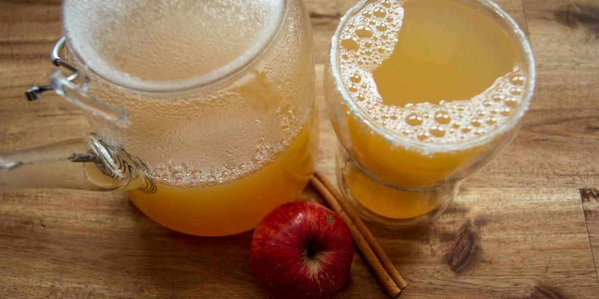 Bratapfelpunsch Alkoholfrei
