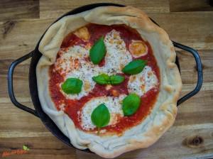 Pfannenpizza 2