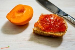 Aprikosen Pfirsich Konfitüre 2