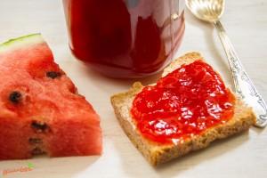 Erdbeer Wassermelonen Konfitüre 2
