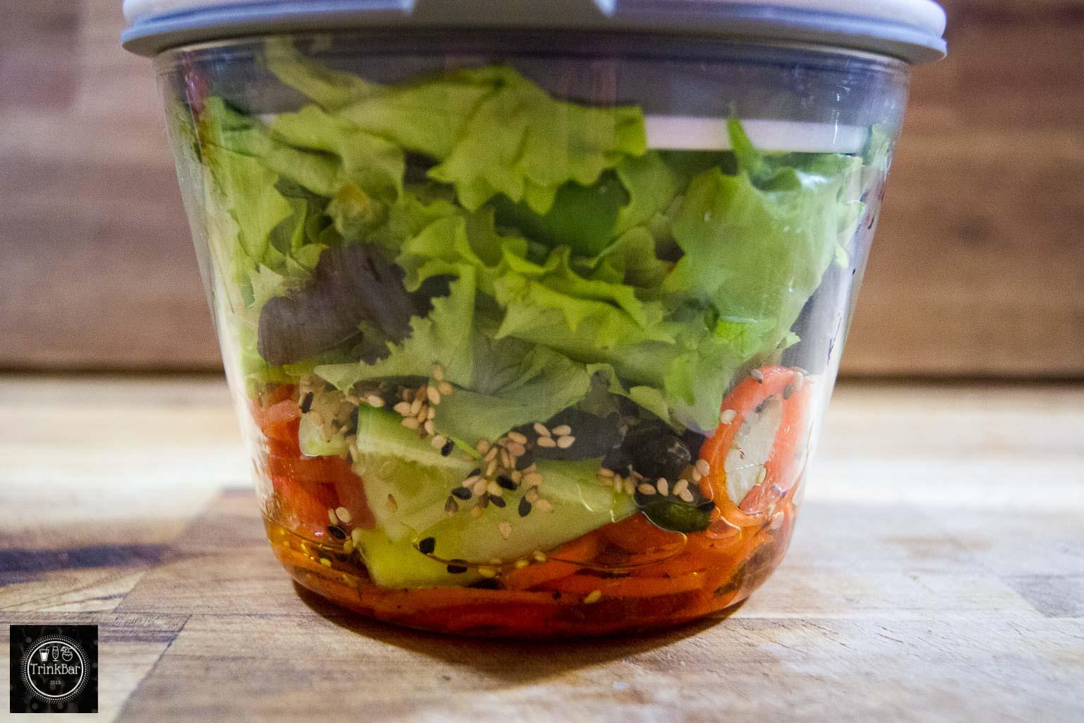 salad in the jar salat im glas nat rlich lecker. Black Bedroom Furniture Sets. Home Design Ideas