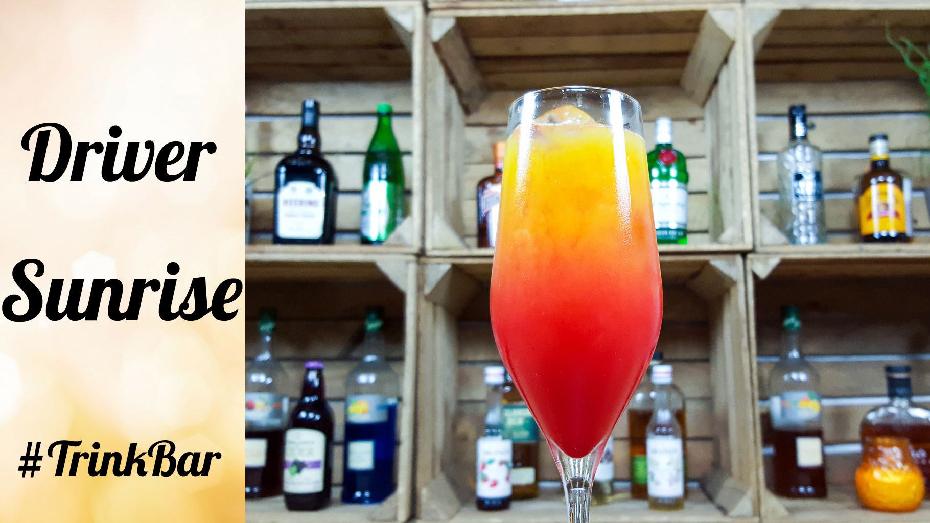 Driver sunrise alkoholfreier cocktail nat rlich lecker for Cocktail 7cl
