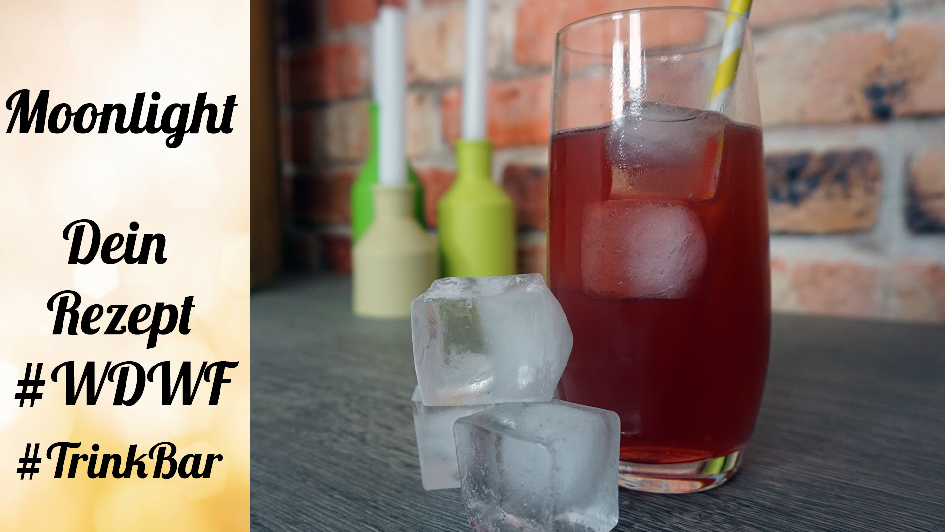 Moonlight - Dein Rezept - WDWF - Cocktails selber machen - Natürlich ...